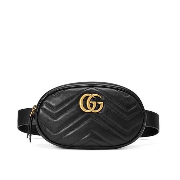 766ac0e32f32 Gucci Bags | Bnwt Gg Marmont Matelass Leather Belt Bag | Poshmark